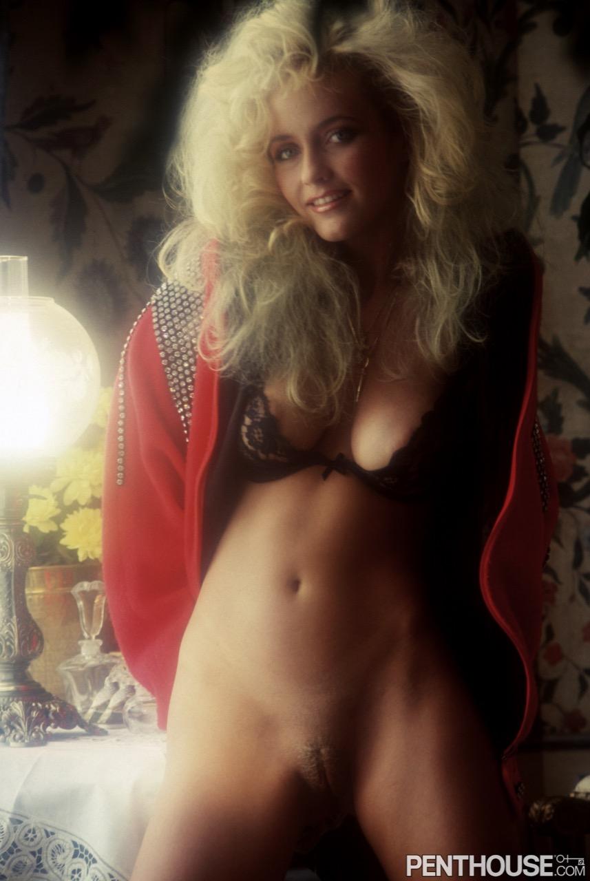 Ginger Miller nude. Pet Of The Month - September 1986