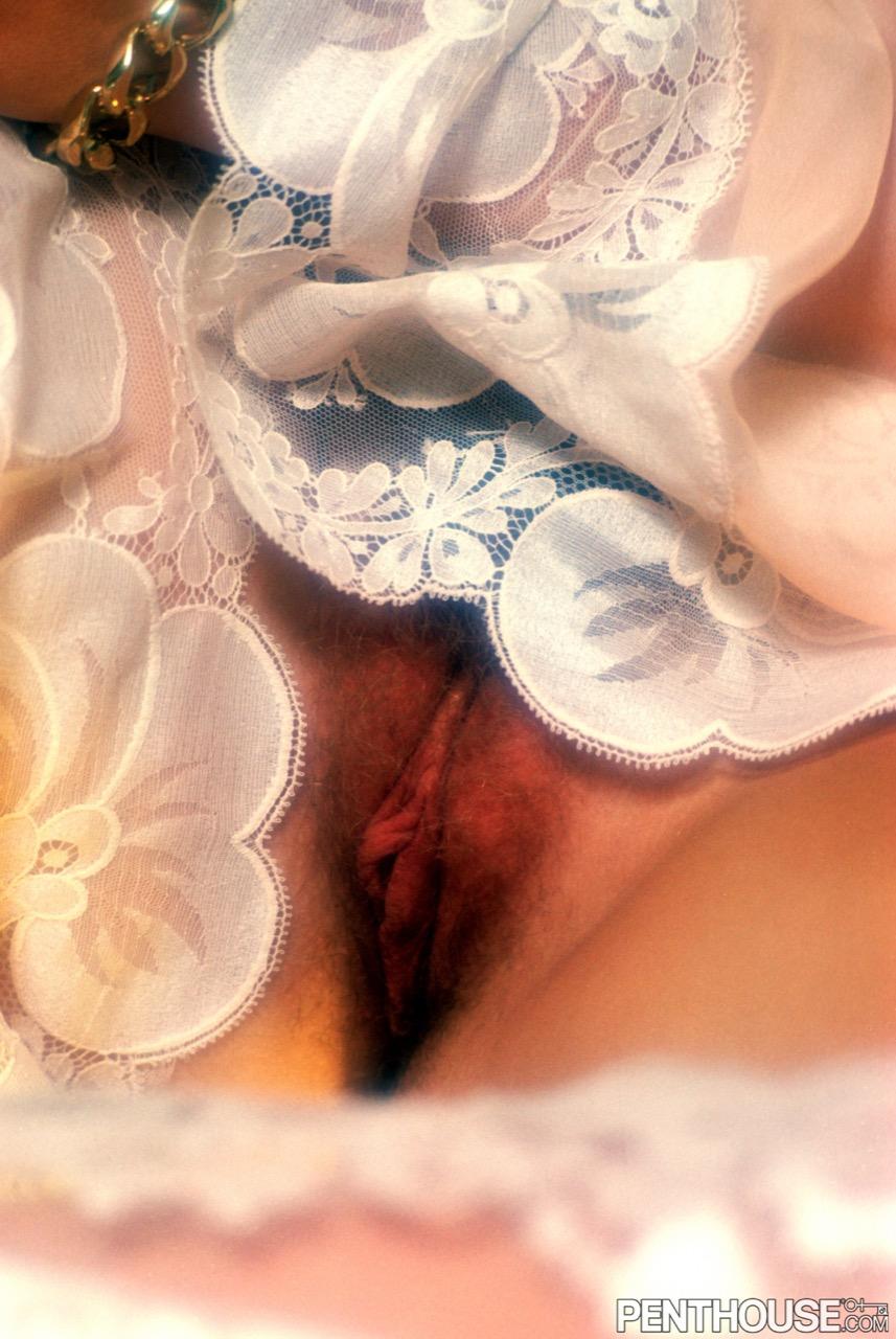 Janna Adams nude. Pet Of The Month - October 1986