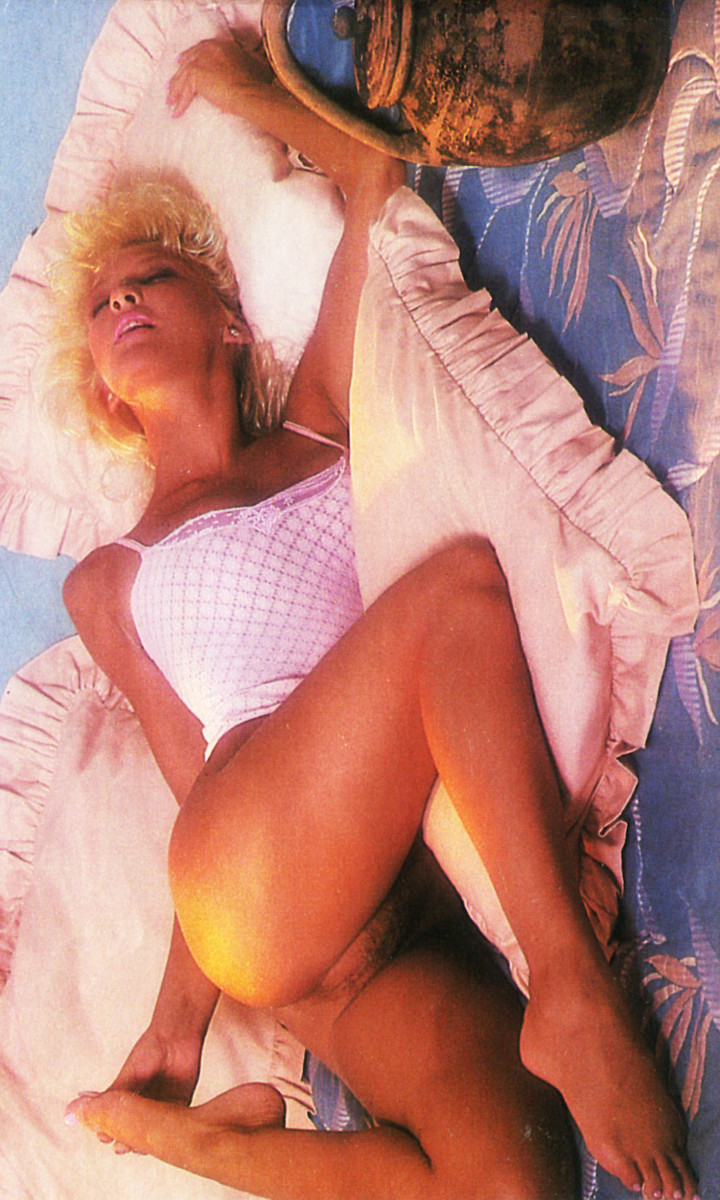 Andi Bruce nude. Pet Of The Month - August 1987