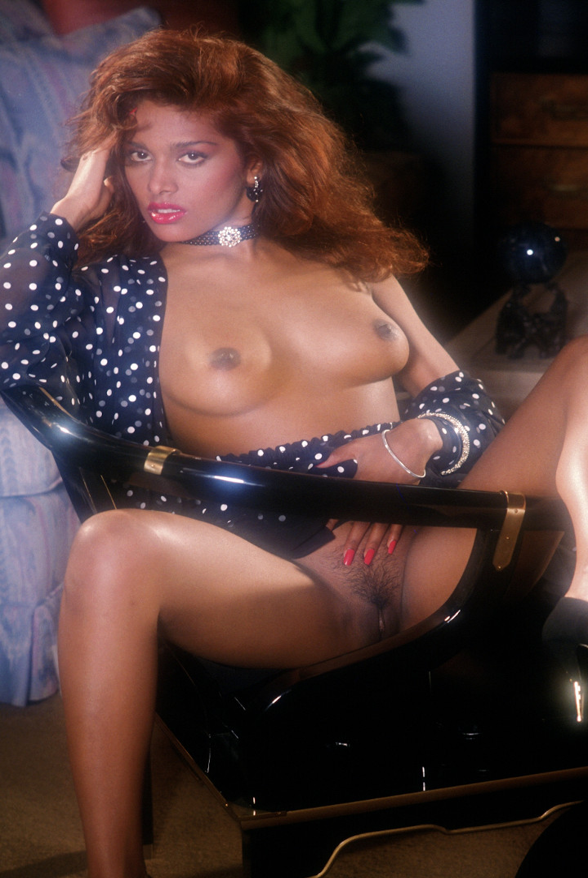 Jenna Persaud nude. Pet Of The Month - April 1987