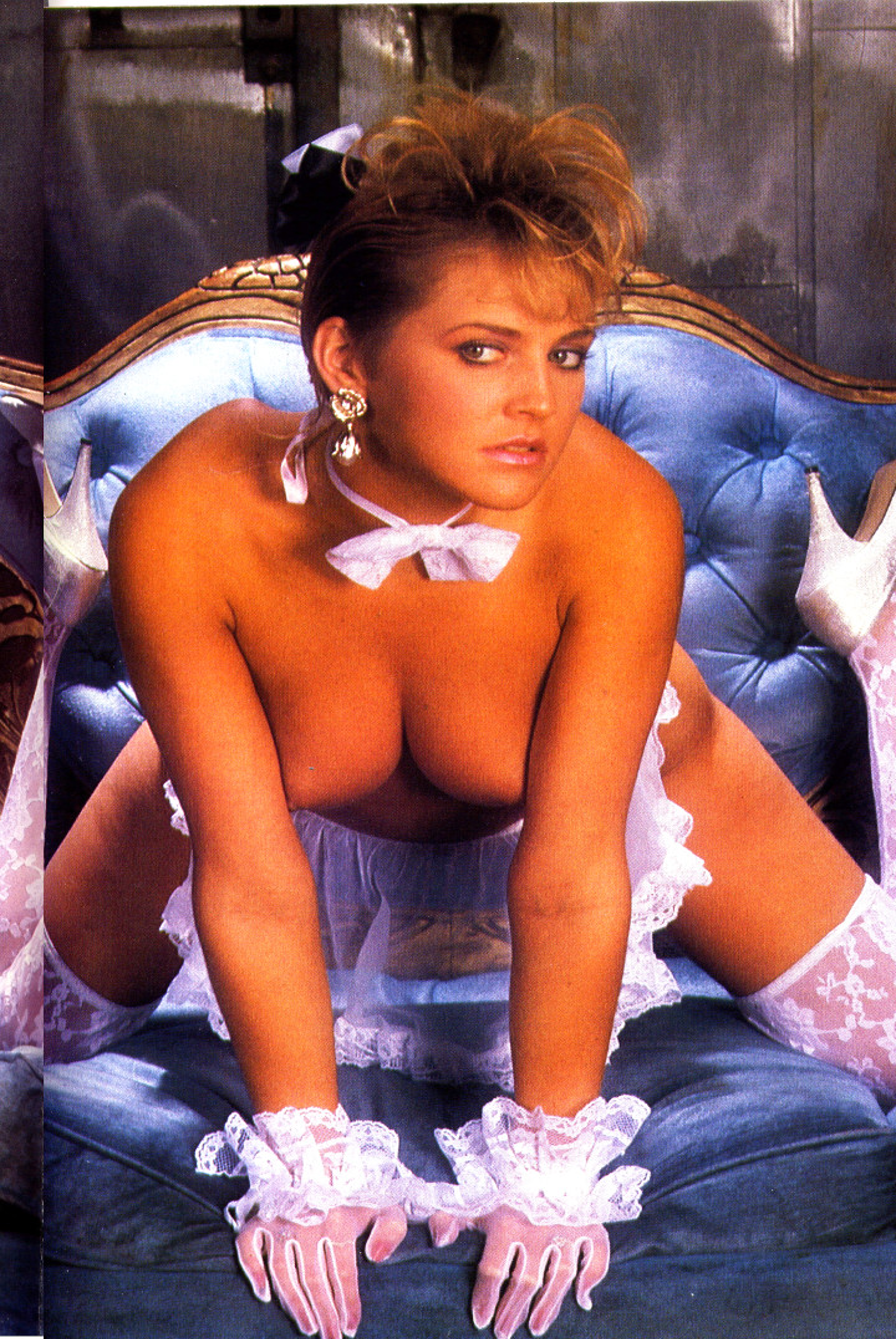 Lisa Bradford nude. Pet Of The Month - November 1987