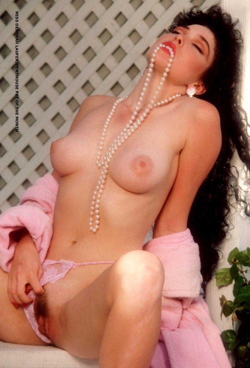 Deborah Laufer nude. Pet Of The Month - November 1988