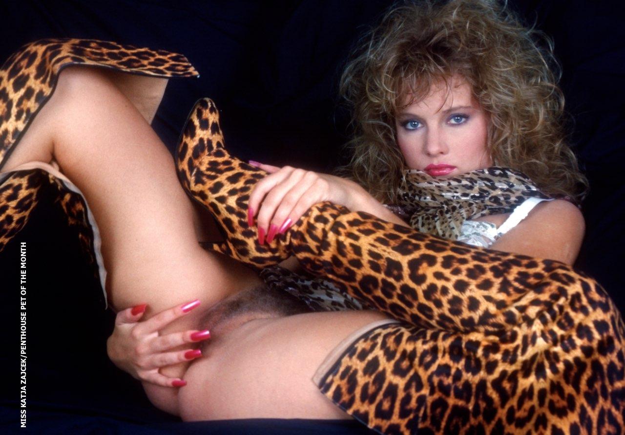 Katja Zajcek nude. Pet Of The Month - June 1989