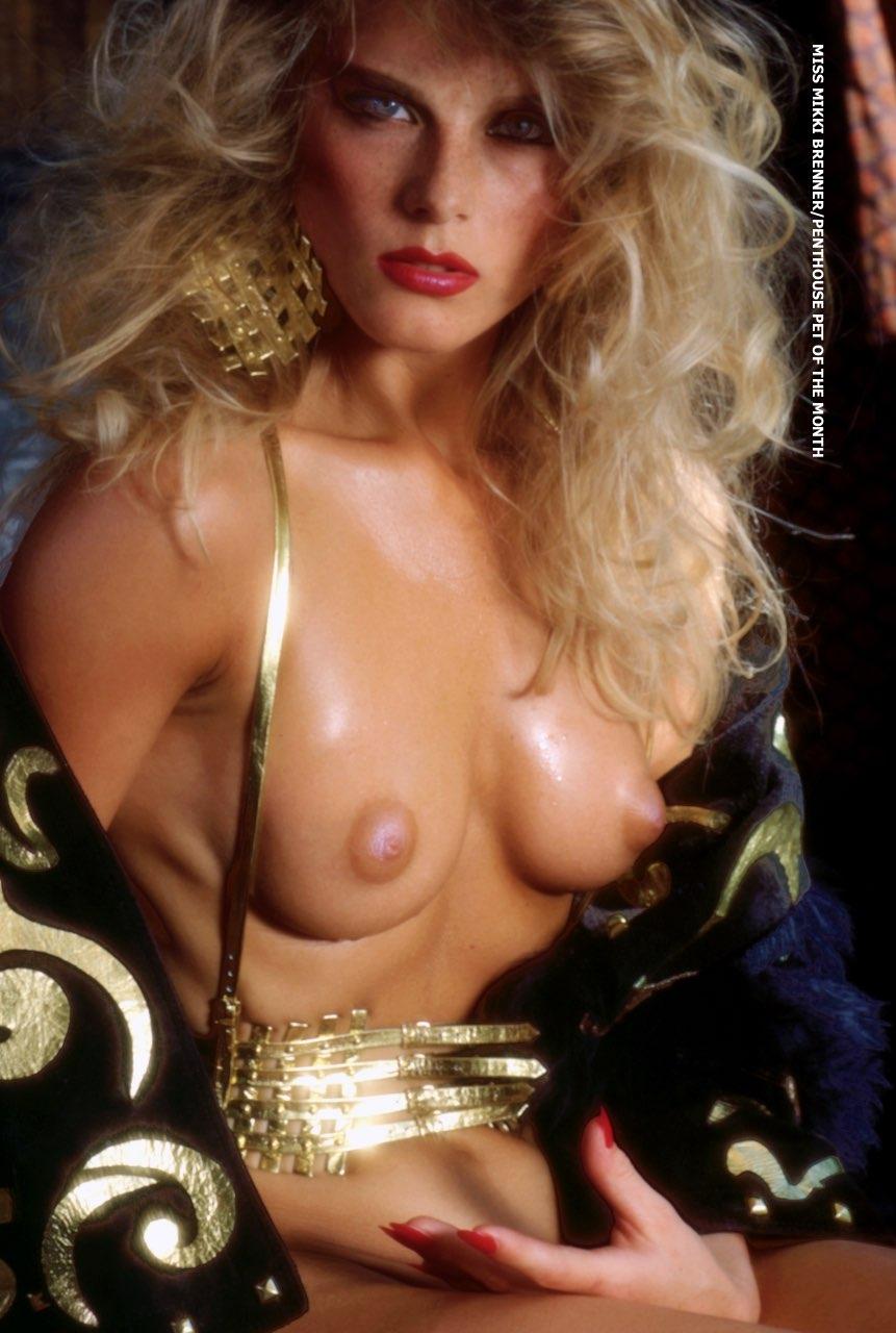 Mikki Brenner nude. Pet Of The Month - November 1989