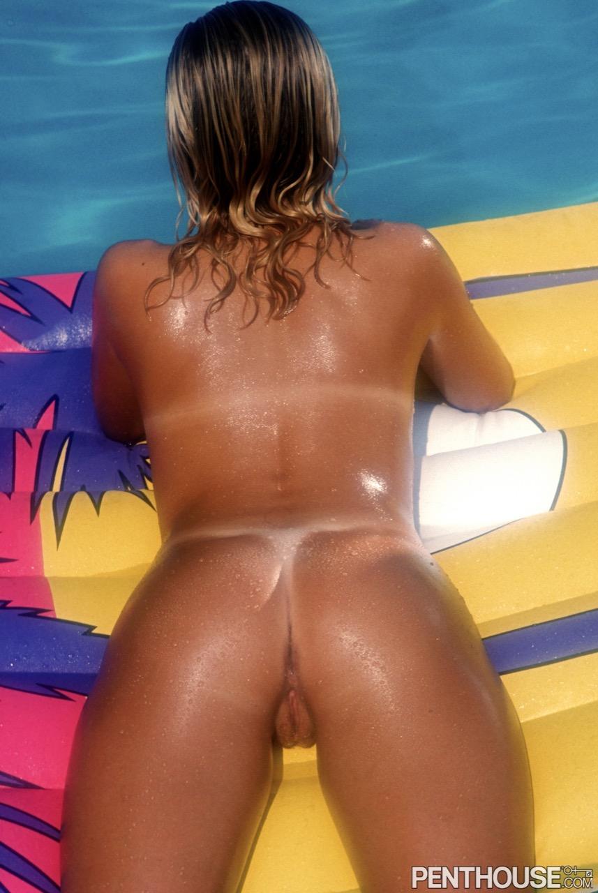 Simone Brigitte nude. Pet Of The Month - April 1989