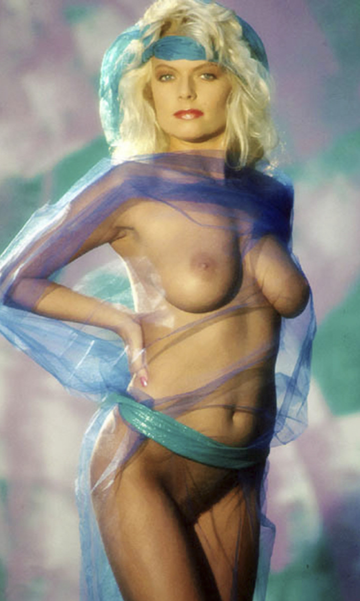 Sunny Woods nude. Pet Of The Month - March 1989