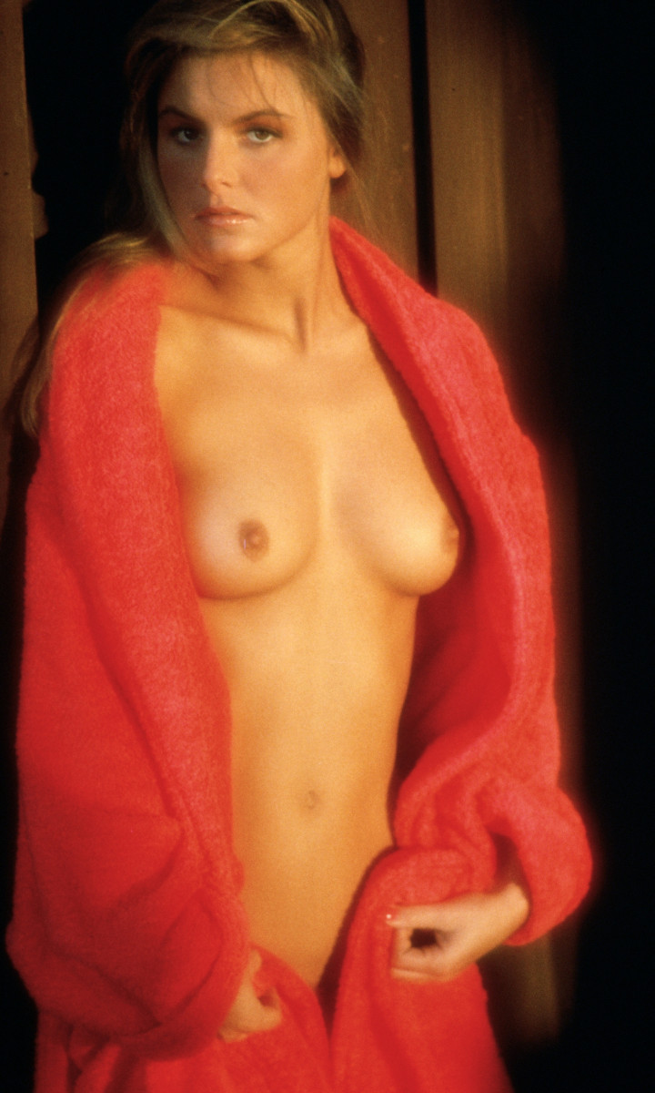 Justine Delahunty nude. Pet Of The Month - February 1990