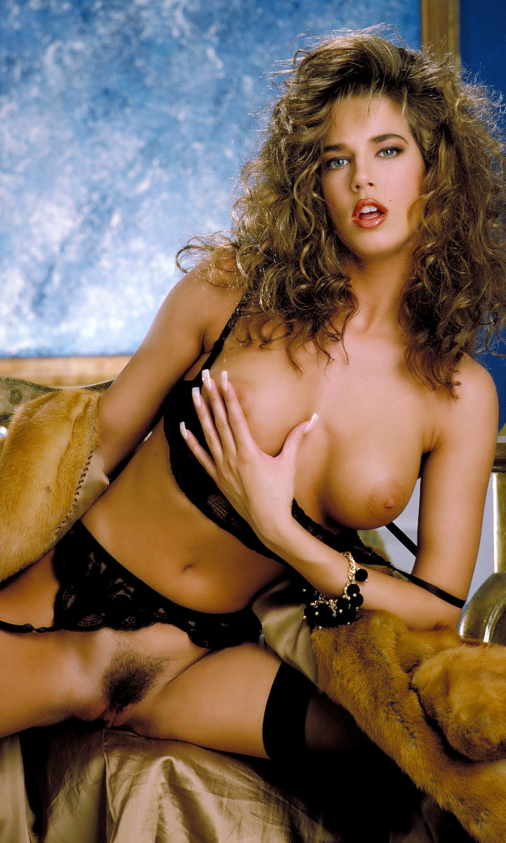Kelly Jackson nude. Pet Of The Month - October 1990