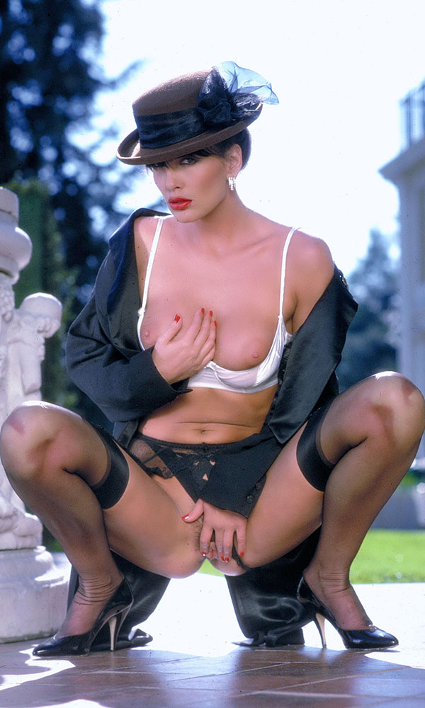Julie Strain nude. Pet Of The Month - June 1991