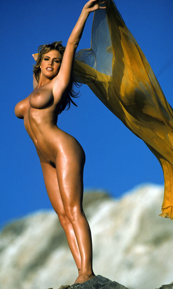 Sandi Korn nude. Pet Of The Month - March 1991