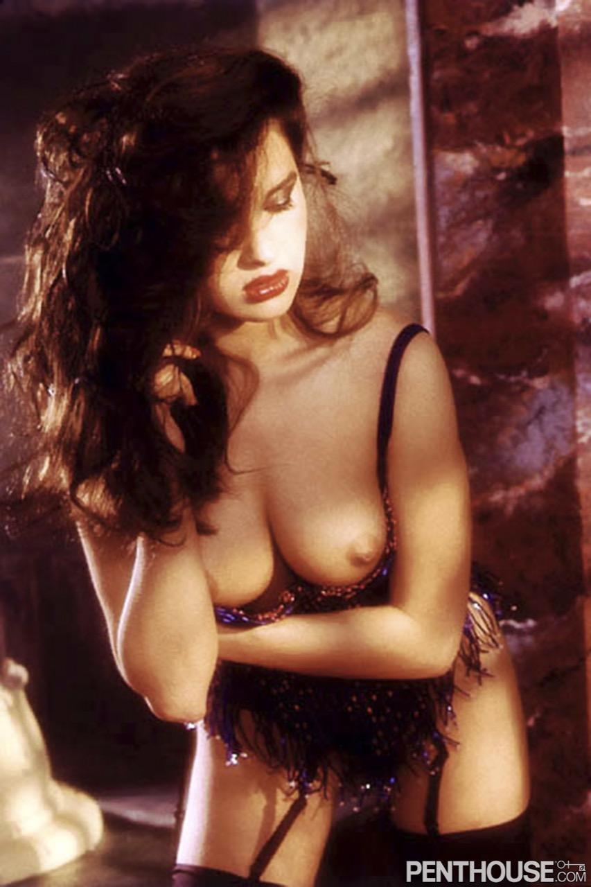 Sasha Vinni nude. Pet Of The Month - September 1991