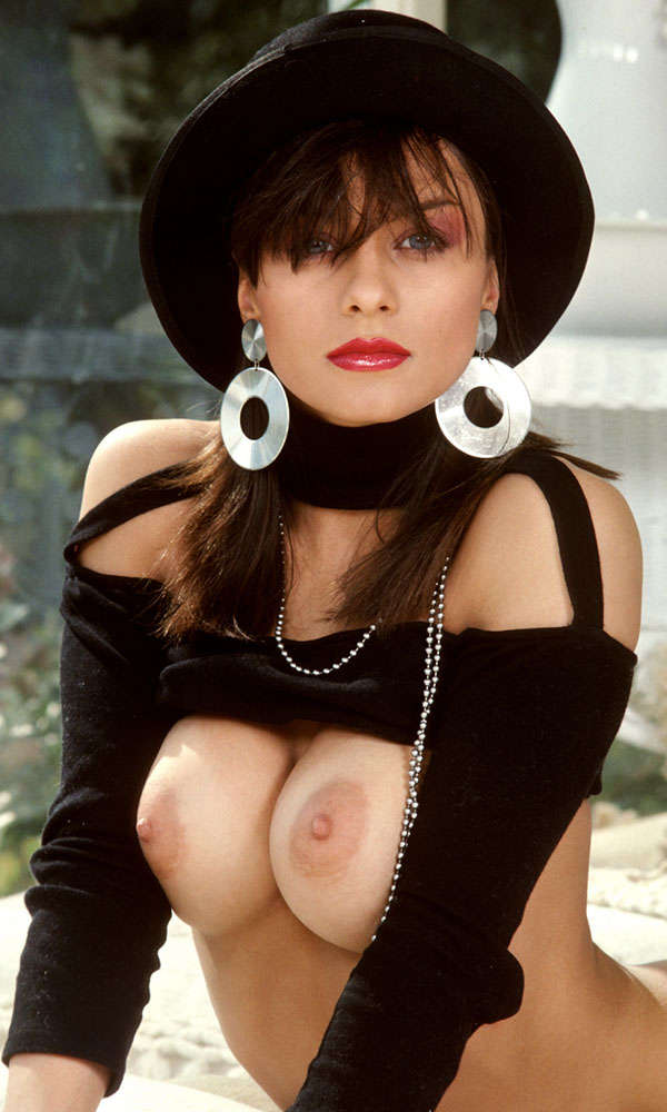 Teneil  nude. Pet Of The Month - July 1991