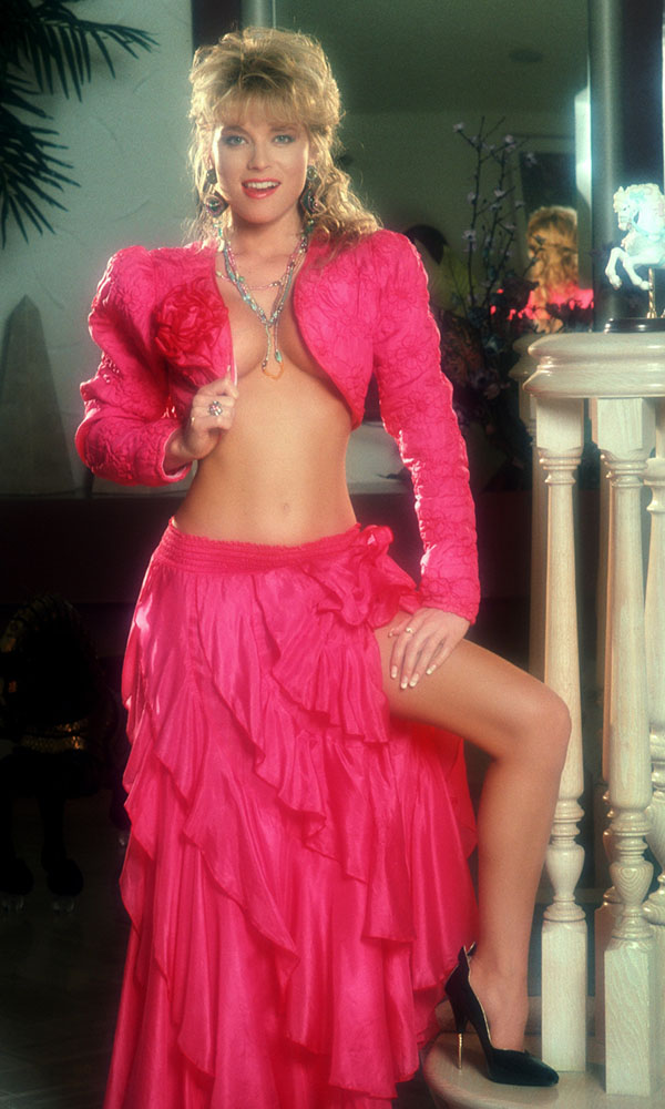 Theresa Presley nude. Pet Of The Month - April 1991