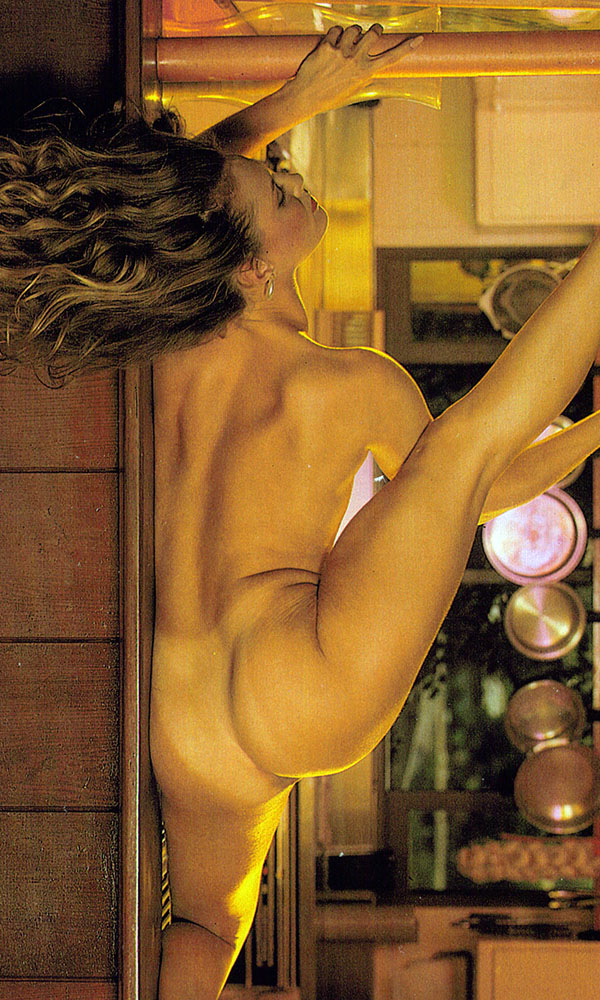 Chanel  nude. Pet Of The Month - October 1992