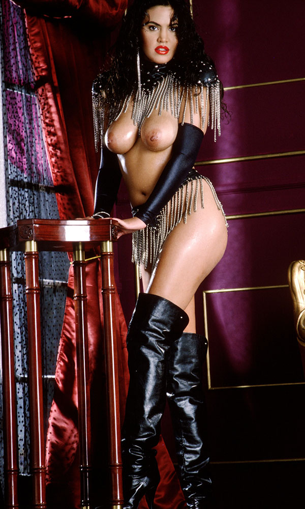 Jami Dion nude. Pet Of The Month - March 1992