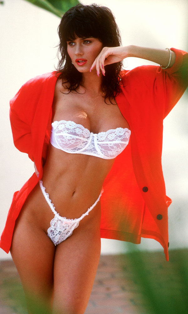 Nicole Simmons nude. Pet Of The Month - July 1992