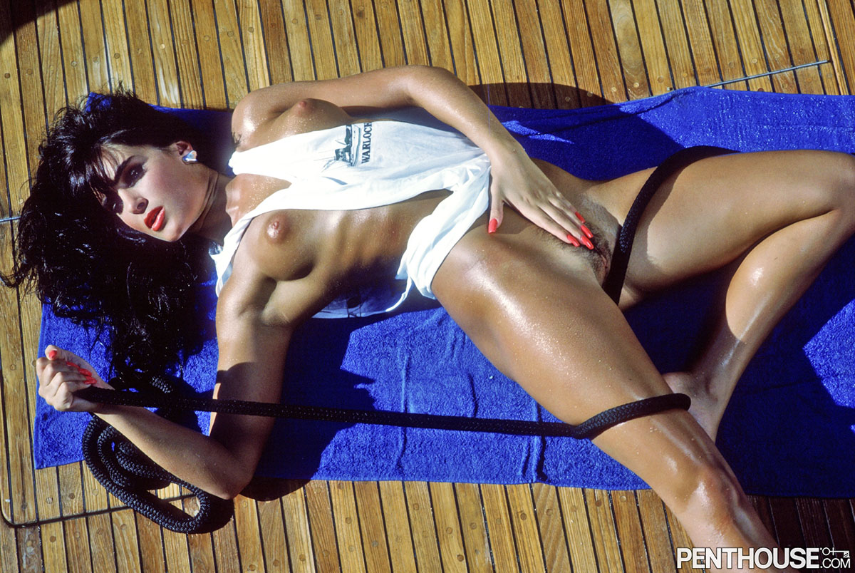 Stevie Jean nude. Pet Of The Month - January 1992