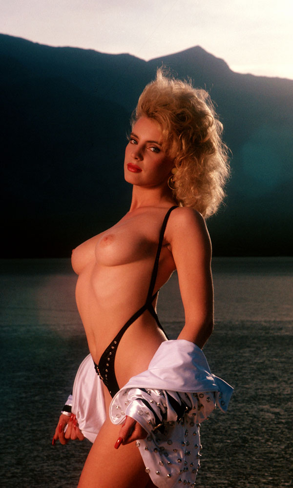 Tammy Chapman nude. Pet Of The Month - August 1992