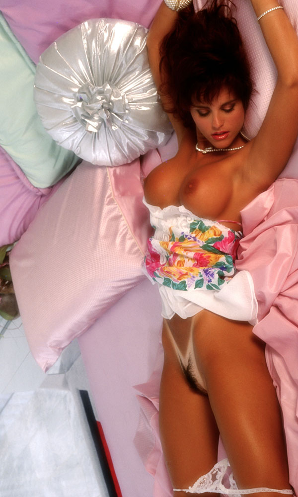Gina LaMarca nude. Pet Of The Month - May 1993