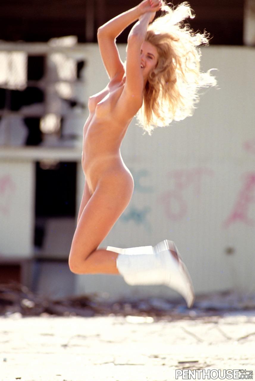 Melissa McGlathery nude. Pet Of The Month - November 1993