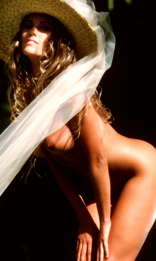 Samantha Phillips nude. Pet Of The Month - June 1993