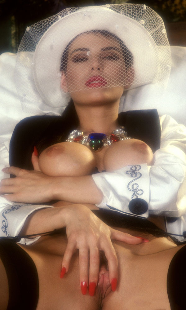 Mignon May Champ nude. Pet Of The Month - March 1994