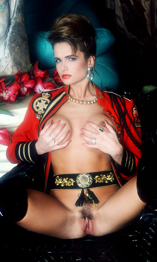 Tiffany Burlingame nude. Pet Of The Month - February 1994
