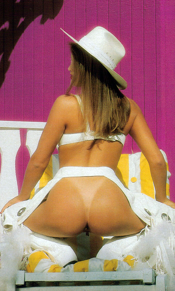 Lexie Leblanc nude. Pet Of The Month - August 1995