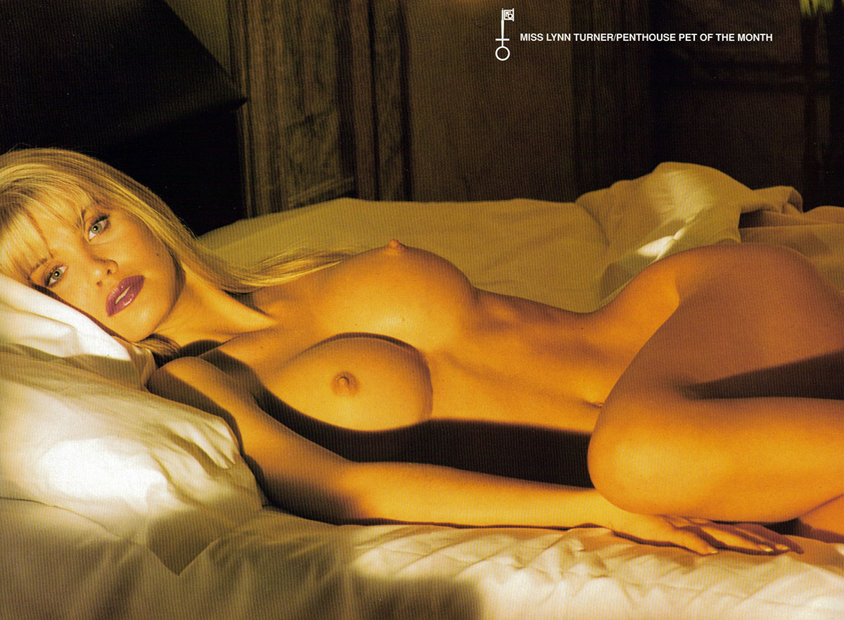 Lynn Turner nude. Pet Of The Month - March 1995