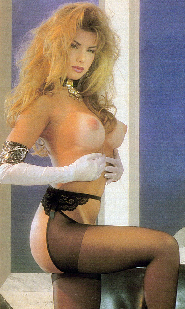Shandra Leigh nude. Pet Of The Month - October 1995