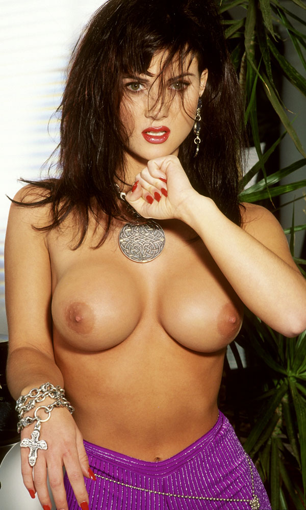 Veronica Sage nude. Pet Of The Month - November 1995
