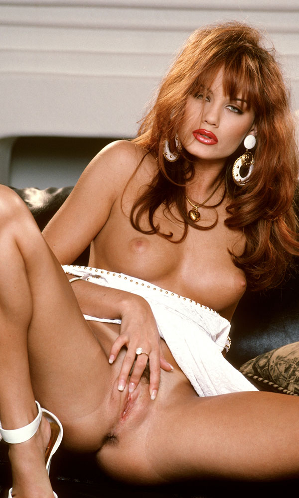 Samantha Michaels nude. Pet Of The Month - November 1996