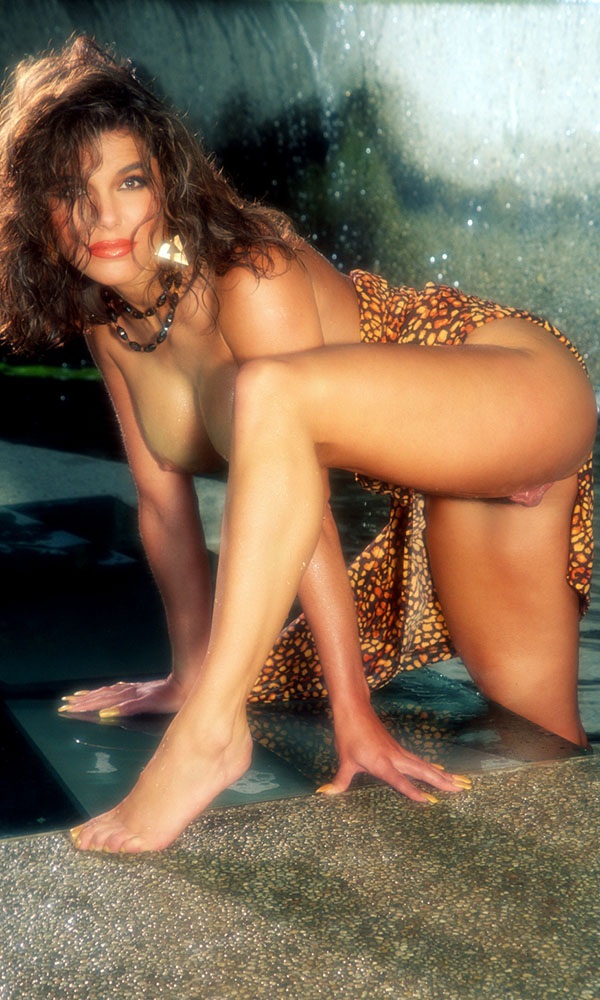 Andrea Kurtz nude. Pet Of The Month - May 1997