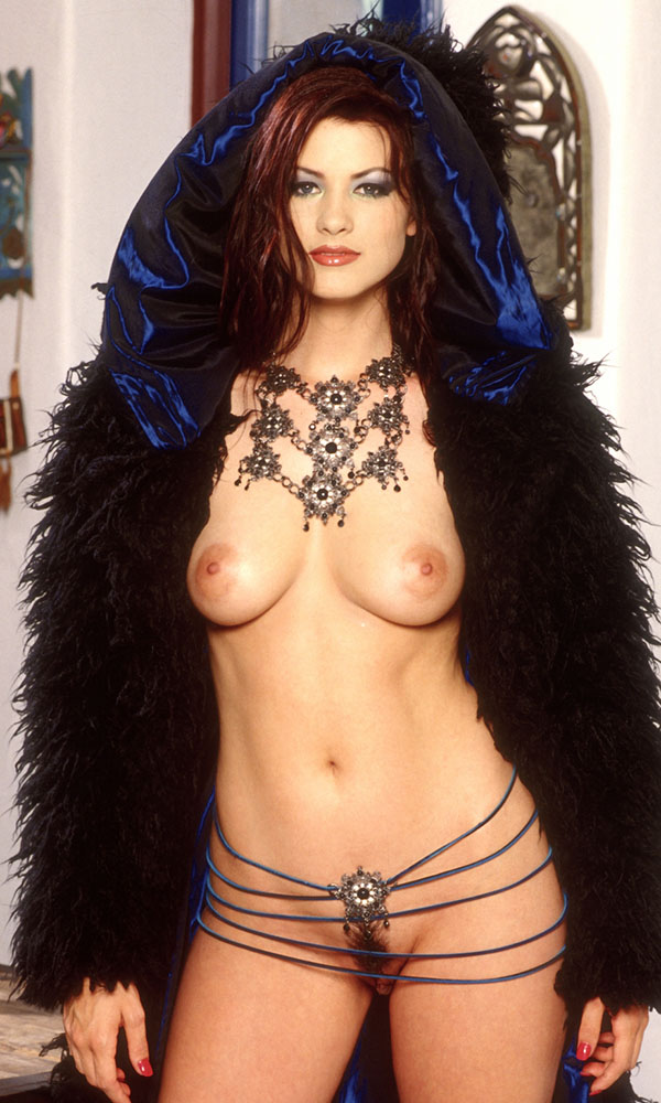Juliet Cariaga nude. Pet Of The Month - December 1997