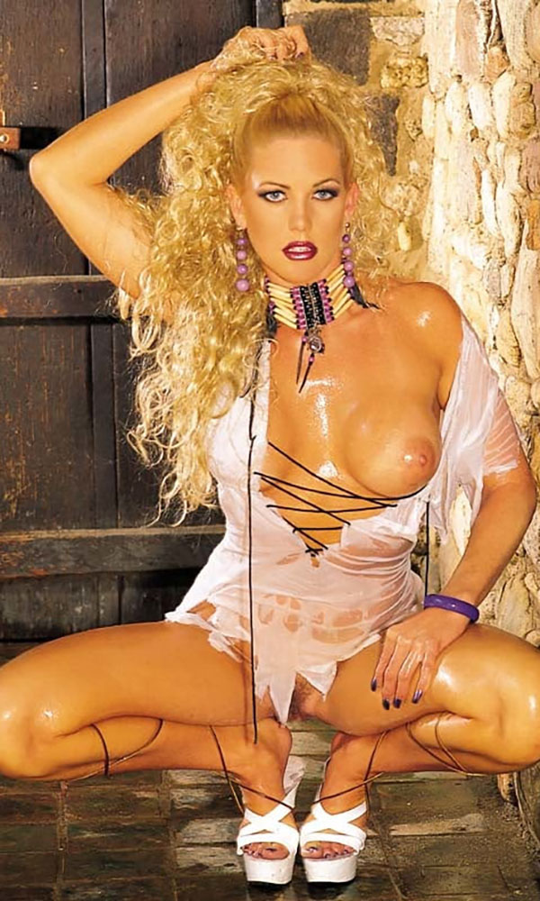 Roxy Le Roux nude. Pet Of The Month - August 1997