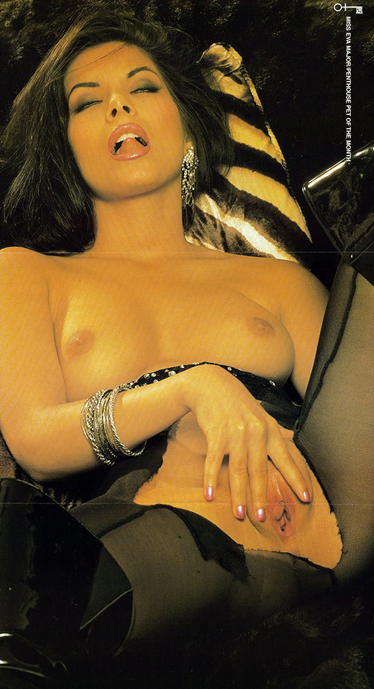 Eva Major nude. Pet Of The Month - January 1998