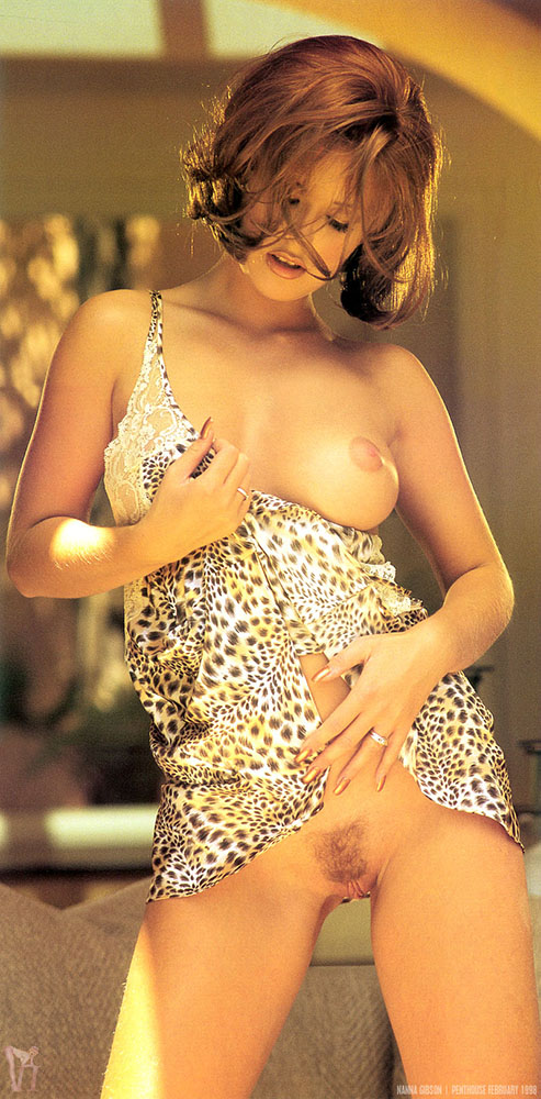 Nanna Gibson nude. Pet Of The Month - February 1998