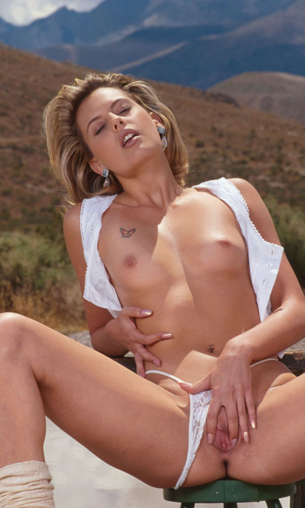 Cat Daniels nude. Pet Of The Month - February 1999