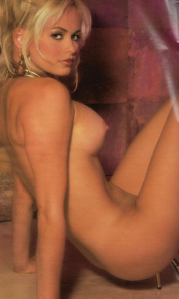 Samantha Stewart nude. Pet Of The Month - January 1999