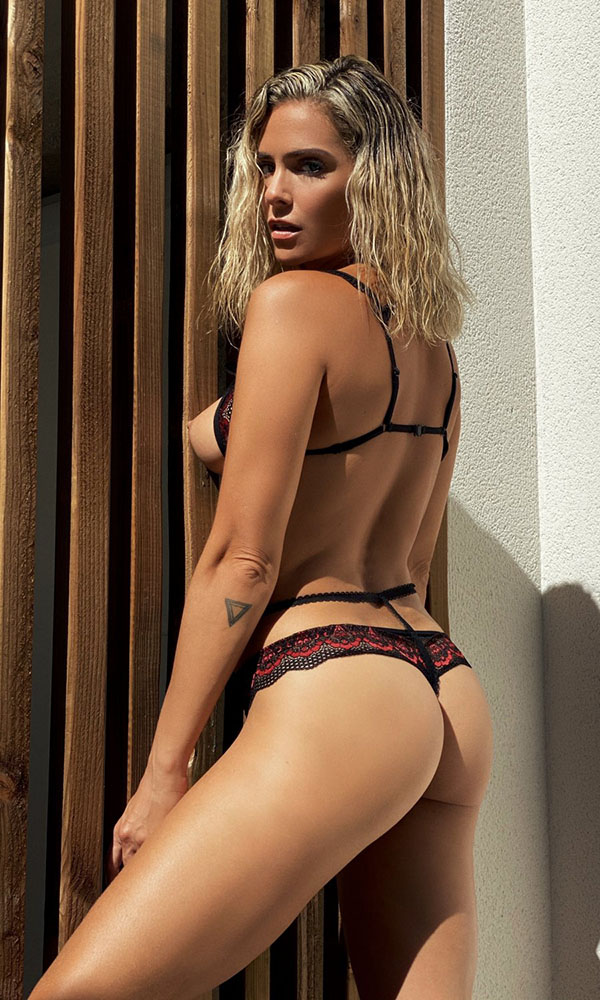 Clara Morgane nude. Pet Of The Month - May 2002