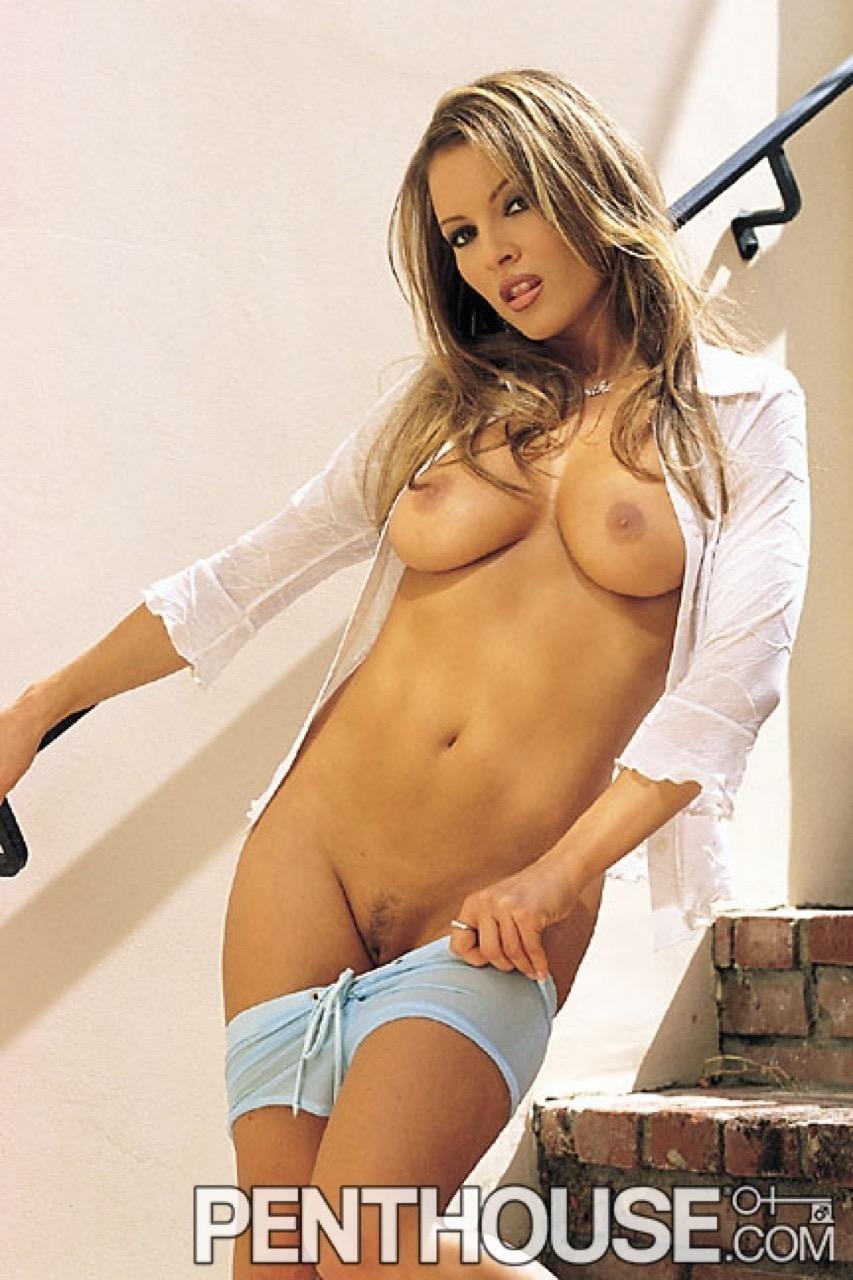 Monique Hajkova nude. Pet Of The Month - October 2002