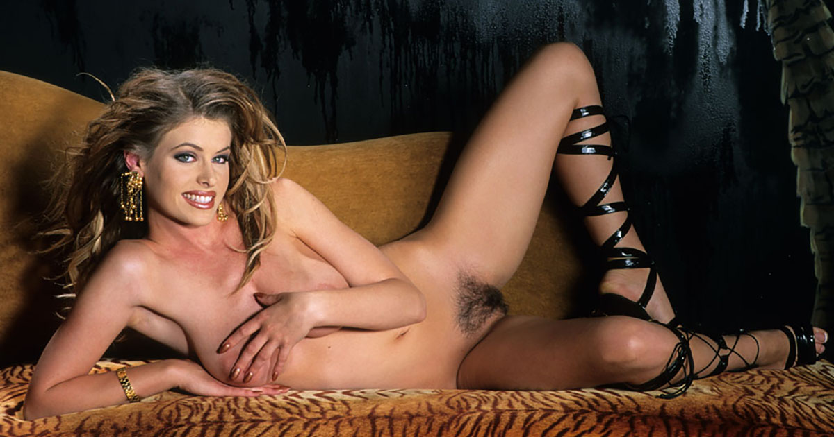Ginger Jolie nude. Pet Of The Month - September 2004