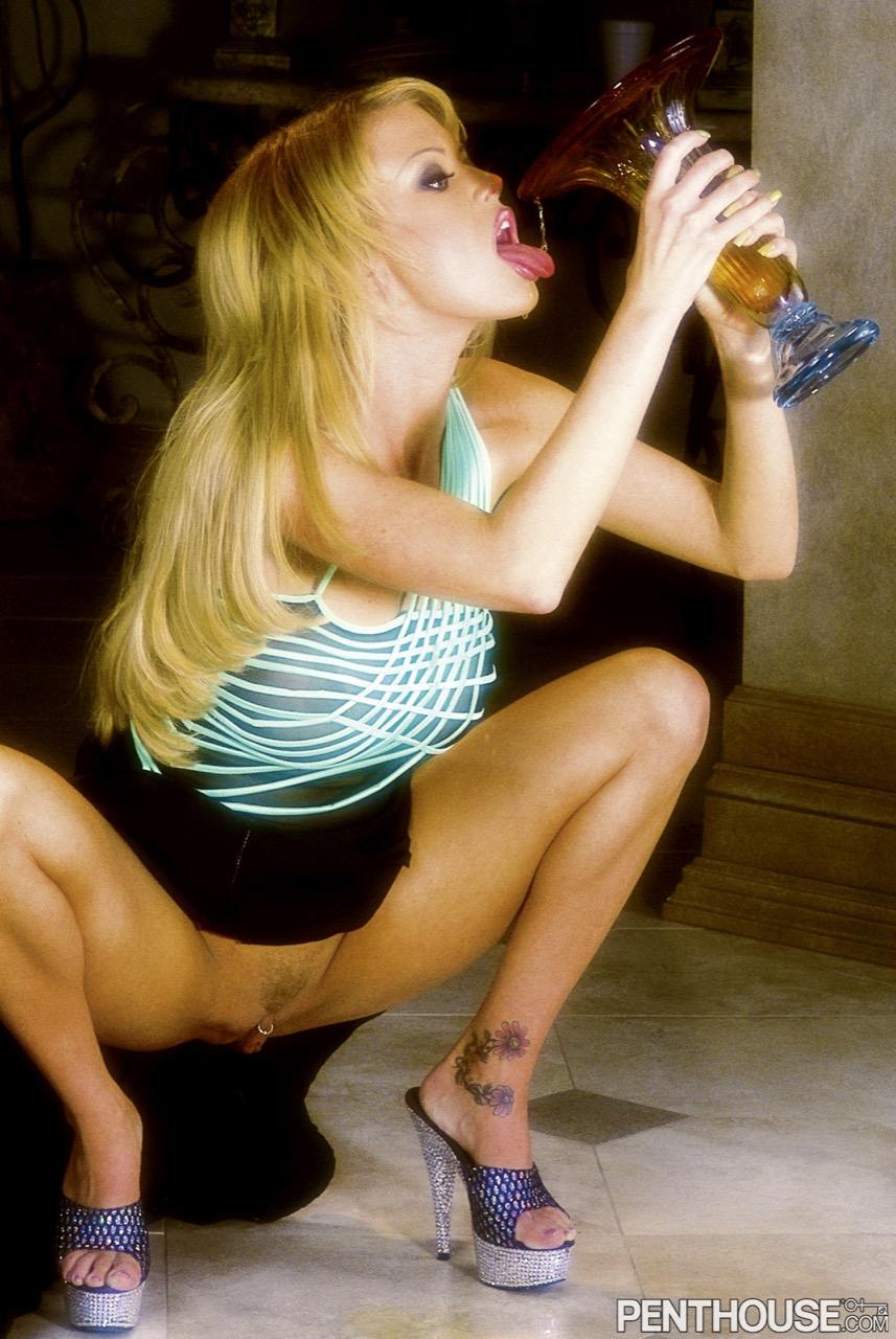 Jenna Jameson nude. Pet Of The Month - January 2004