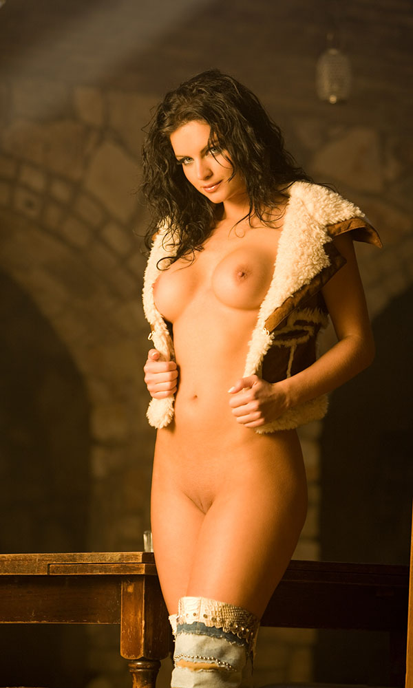 Kimberley Rogers nude. Pet Of The Month - October 2006