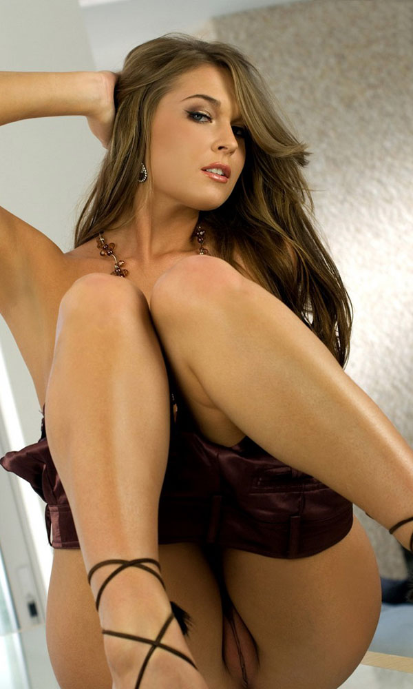 Adrienne Manning nude. Pet Of The Month - December 2007