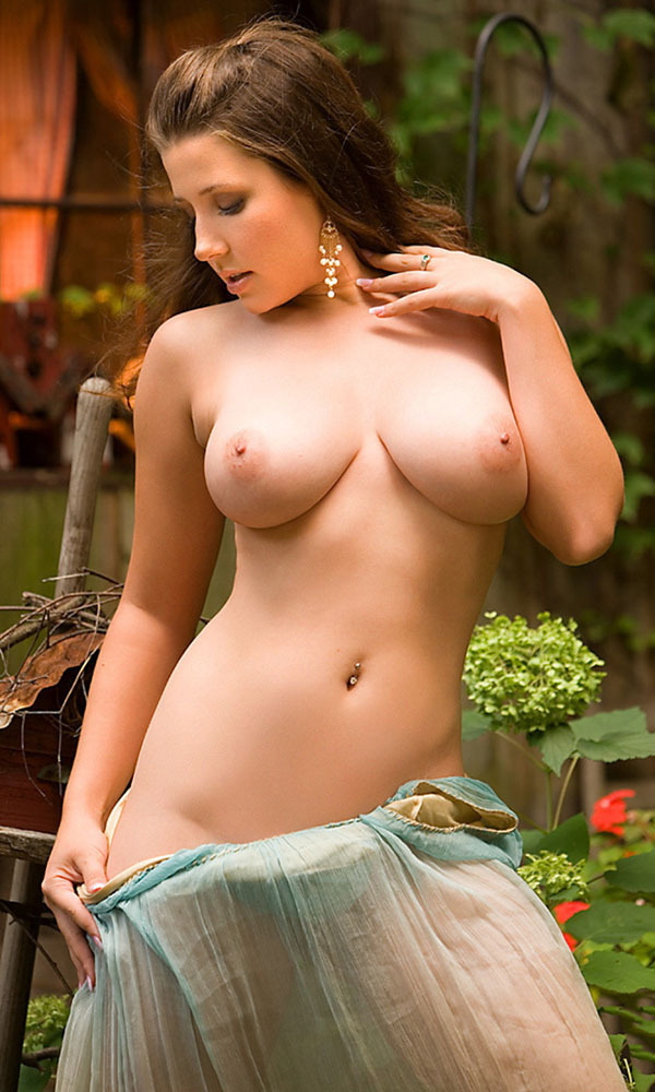 Erica Campbell nude. Pet Of The Month - April 2007
