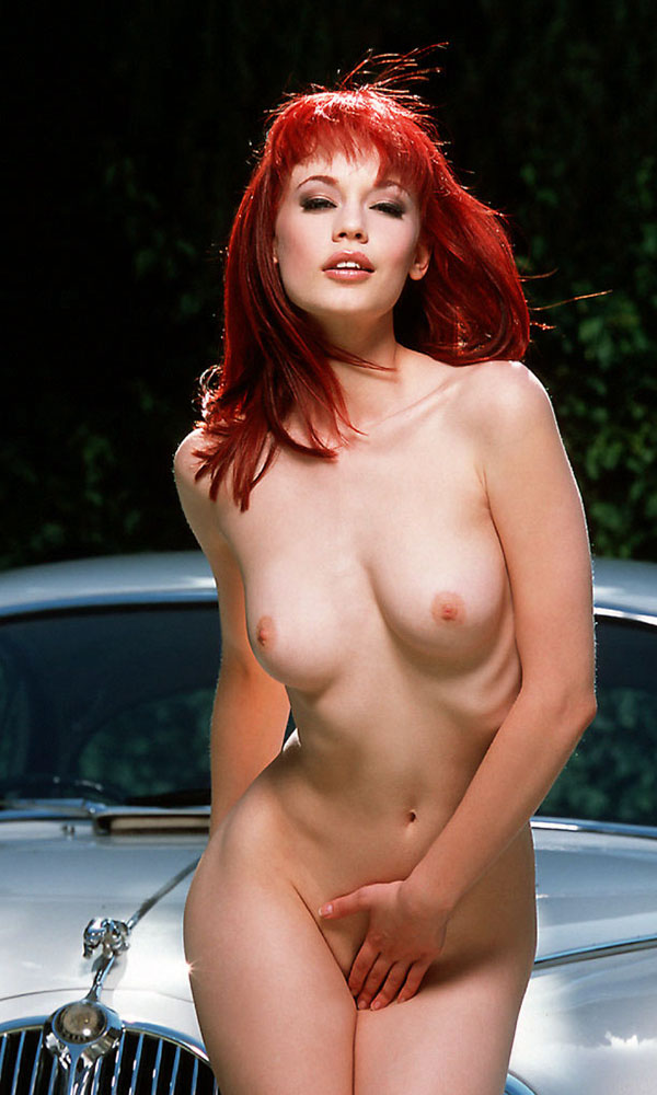 Justine Joli nude. Pet Of The Month - September 2007