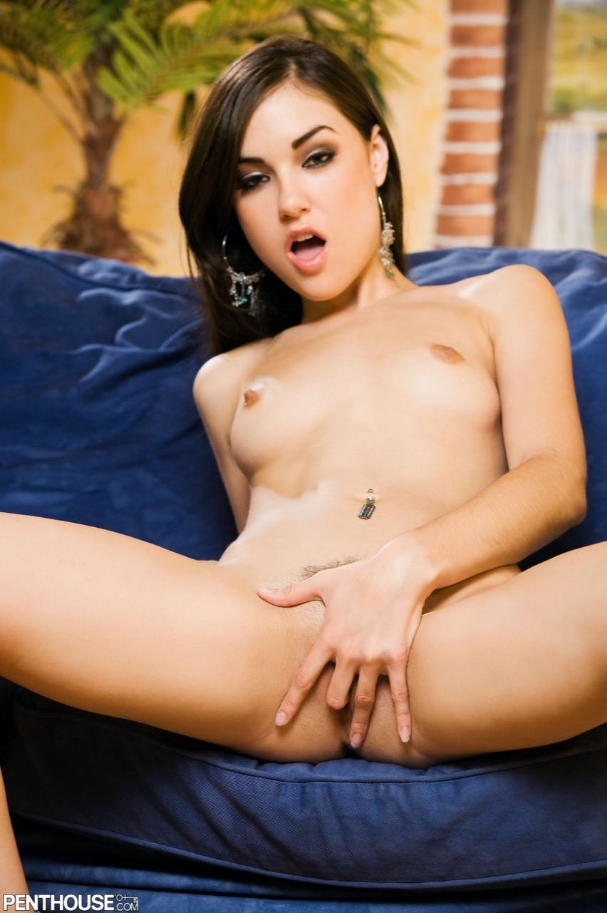 Sasha Grey nude. Pet Of The Month - July 2007