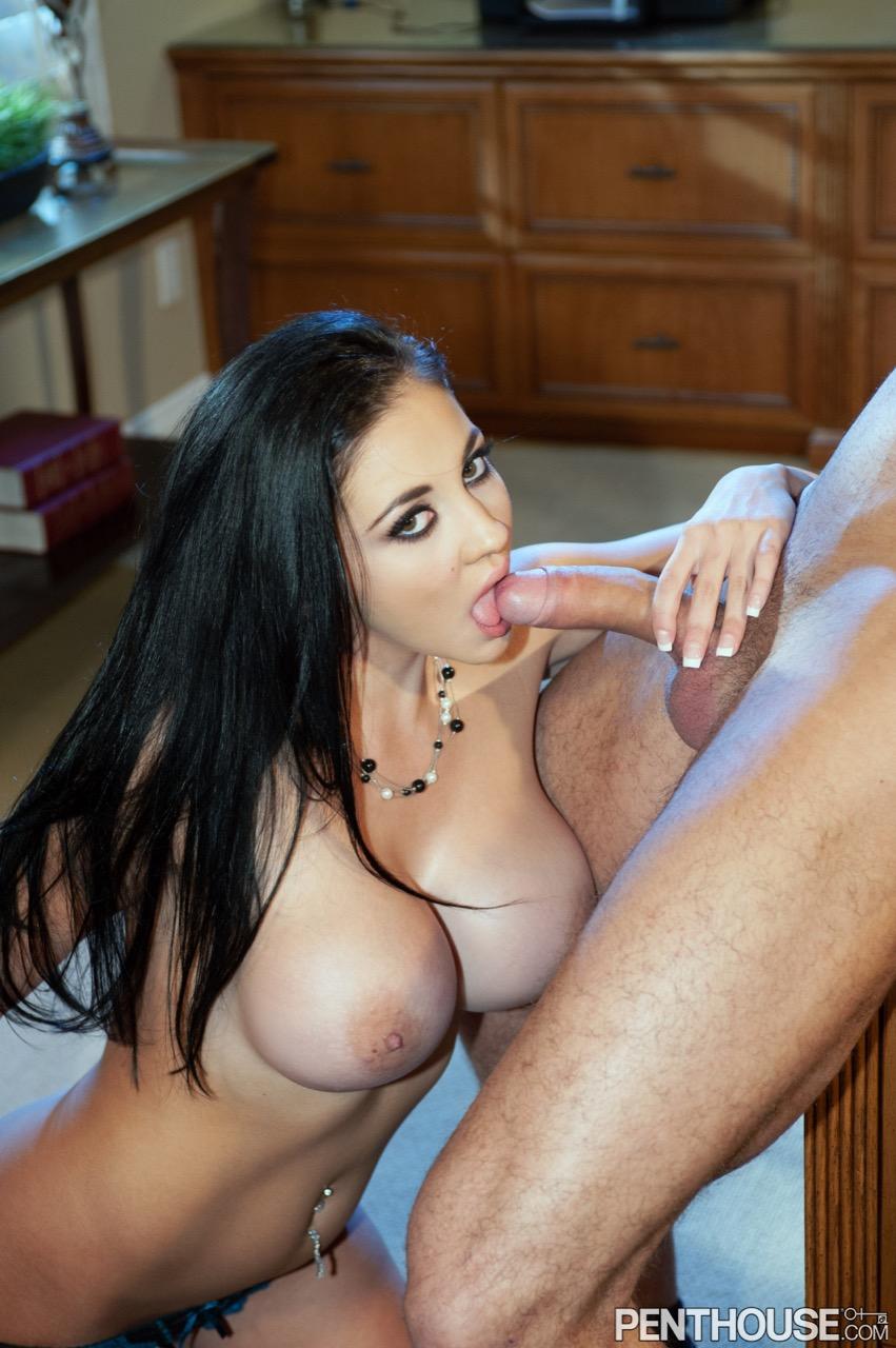 Audrey Bitoni nude. Pet Of The Month - November 2008