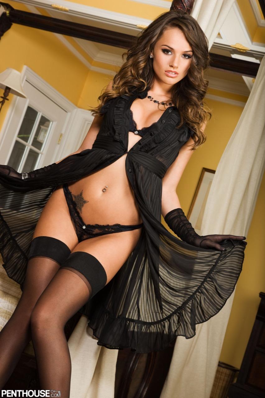 Tori Black nude. Pet Of The Month - December 2008